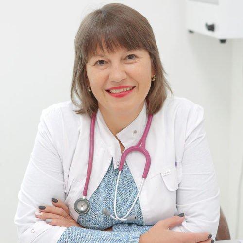 Семеренко Анна Ивановна