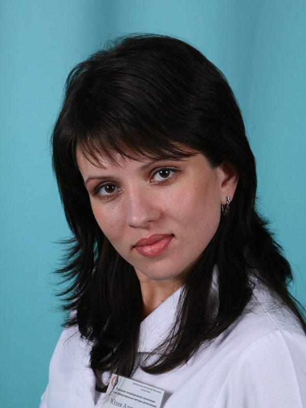 Клюка Юлия Александровна